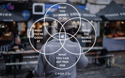"Use The ""Ikigai Circles"" to Find Your Dream Career That Brings True Fulfillment"