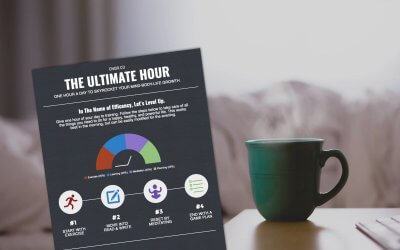 "Try The ""Ultimate Hour"" Morning Routine And Level Up Faster Than Ever"